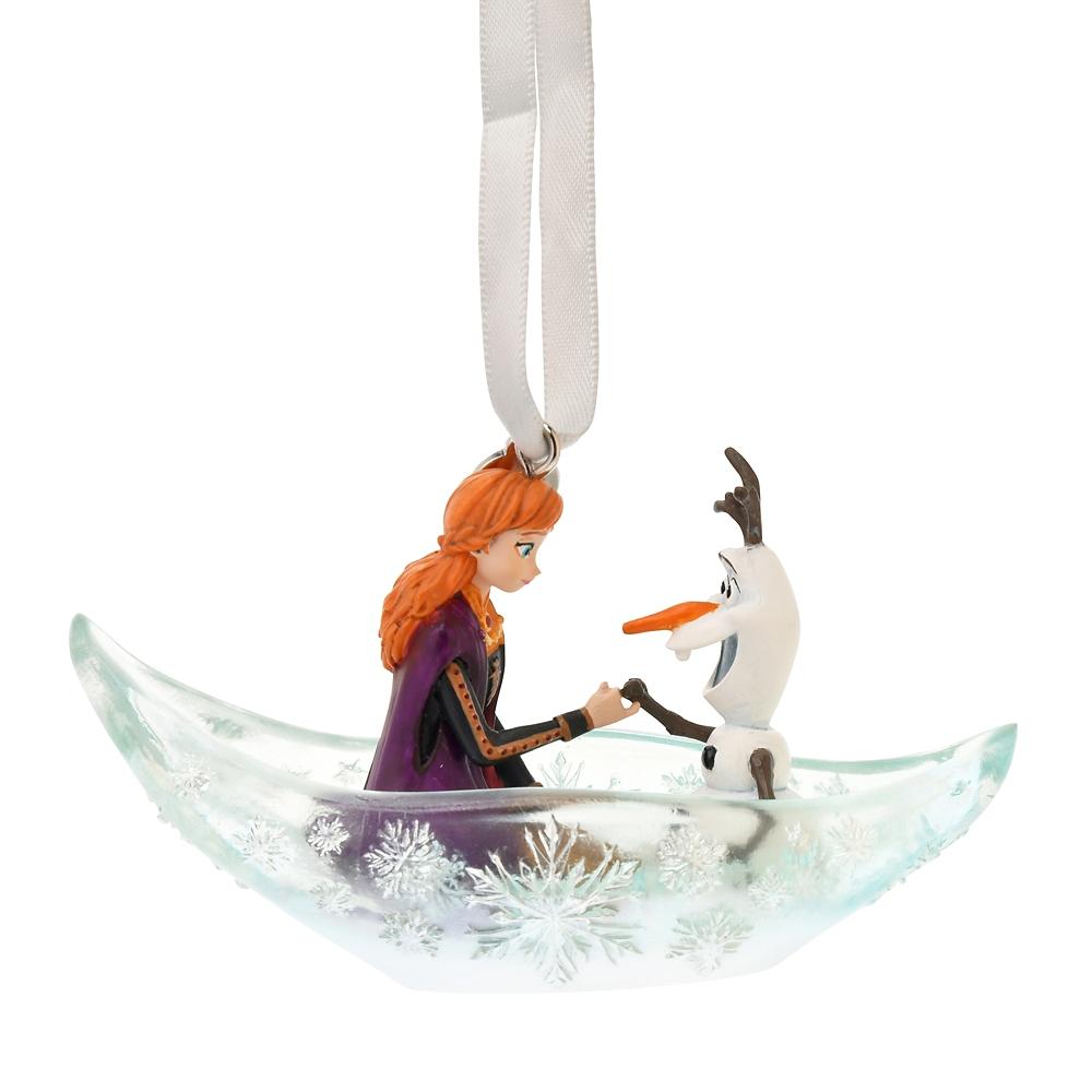 アナ&オラフ オーナメント フェアリーテイル Ornament 2020