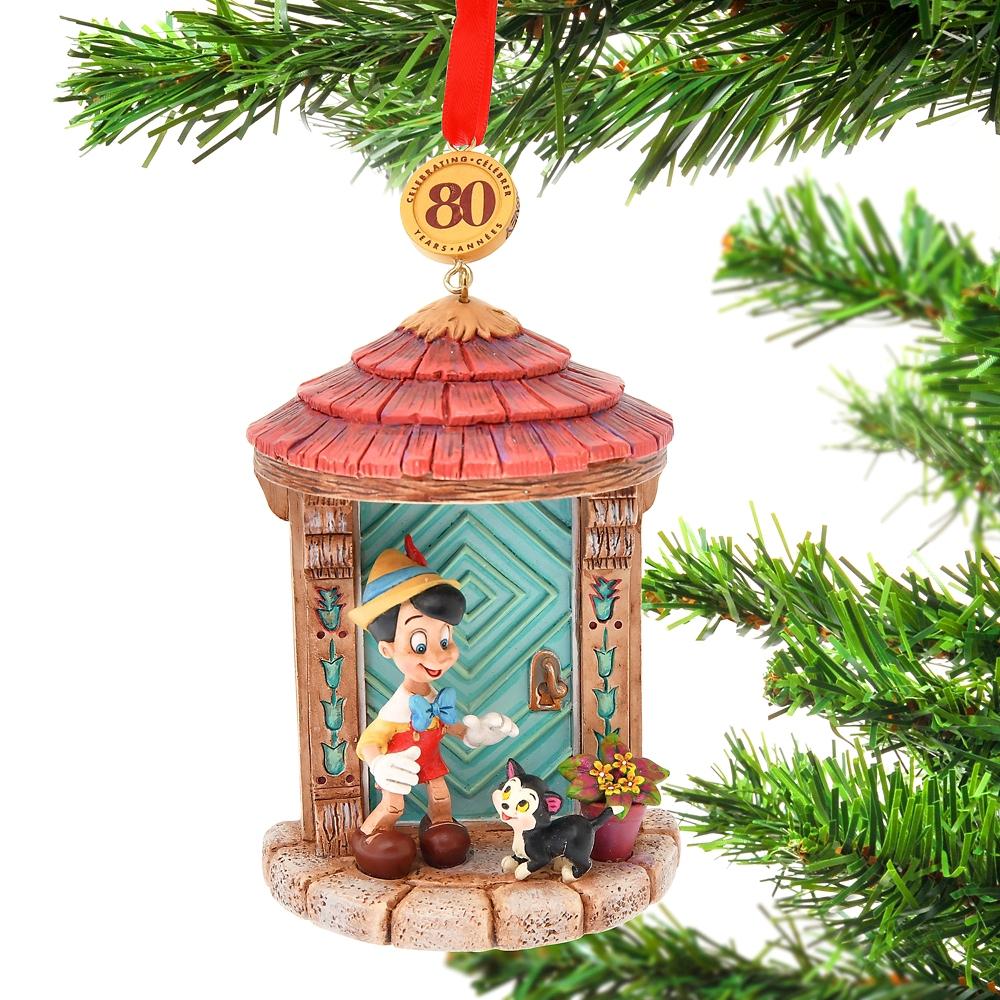 ピノキオ&フィガロ オーナメント レガシー Ornament 2020