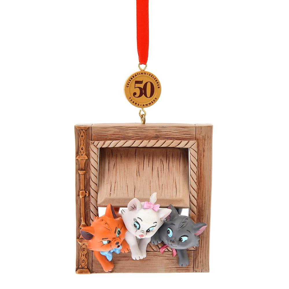 マリー、ベルリオーズ、トゥルーズ おしゃれキャット オーナメント レガシー Ornament 2020