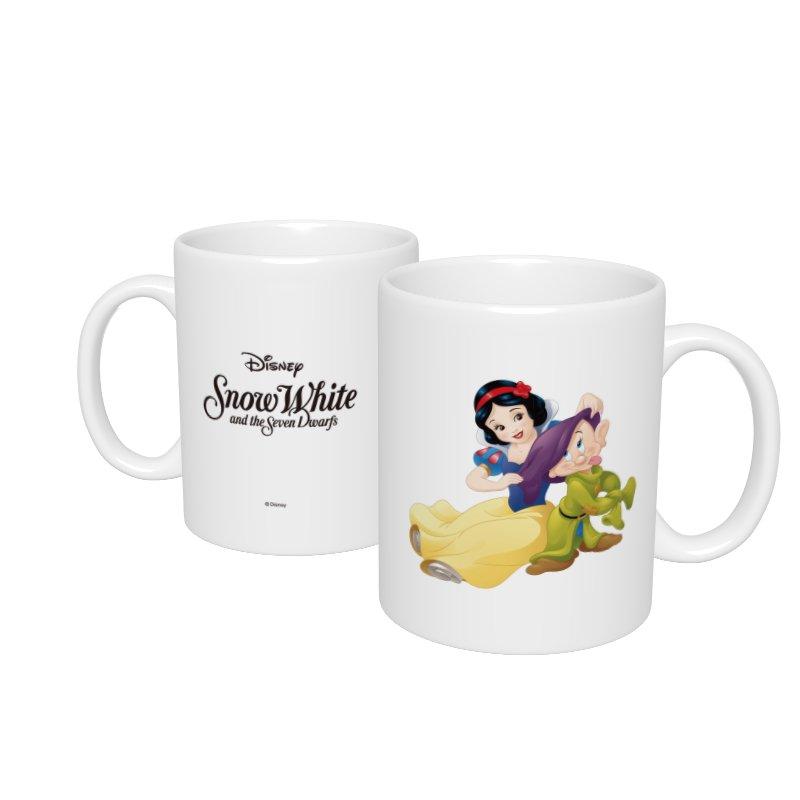 【D-Made】マグカップ  白雪姫 白雪姫&おとぼけ
