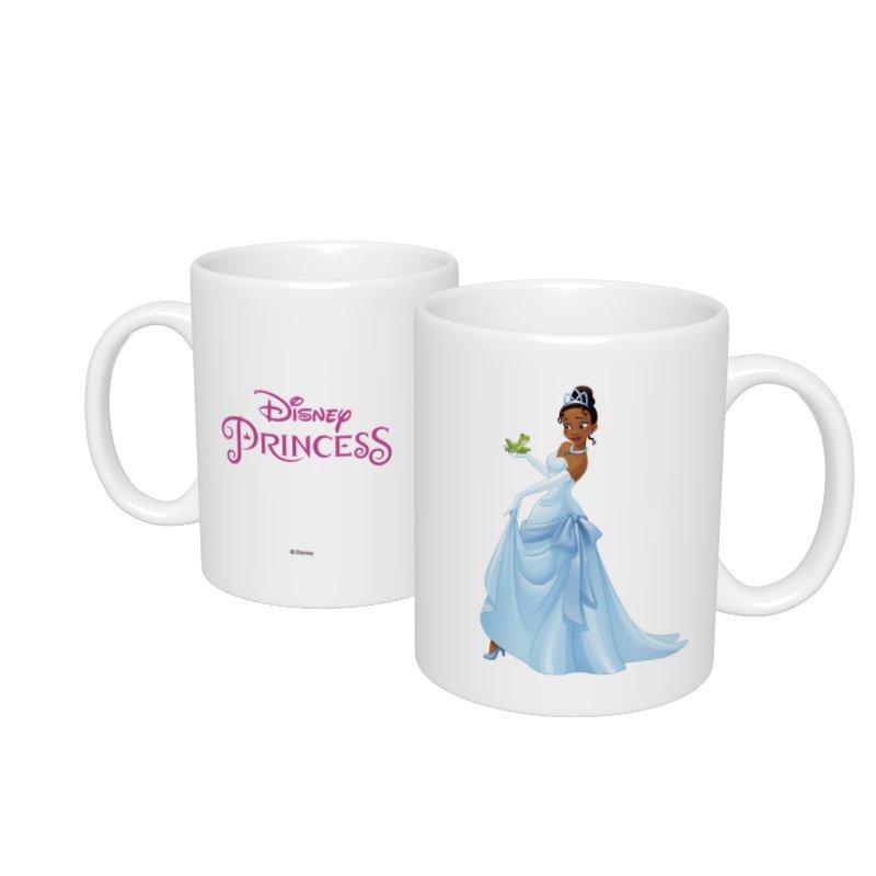 【D-Made】マグカップ  プリンセスと魔法のキス ティアナ