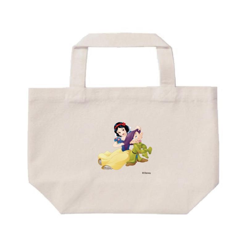 【D-Made】ミニトートバッグ  白雪姫 白雪姫&おとぼけ
