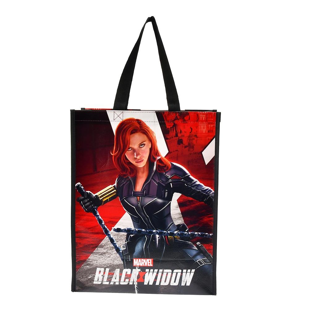 マーベル ブラック・ウィドウ ショッピングバッグ・エコバッグ 映画『ブラック・ウィドウ』