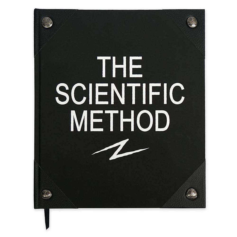 ティム・バートン ナイトメアー・ビフォア・クリスマス ノートブック The Scientific Method