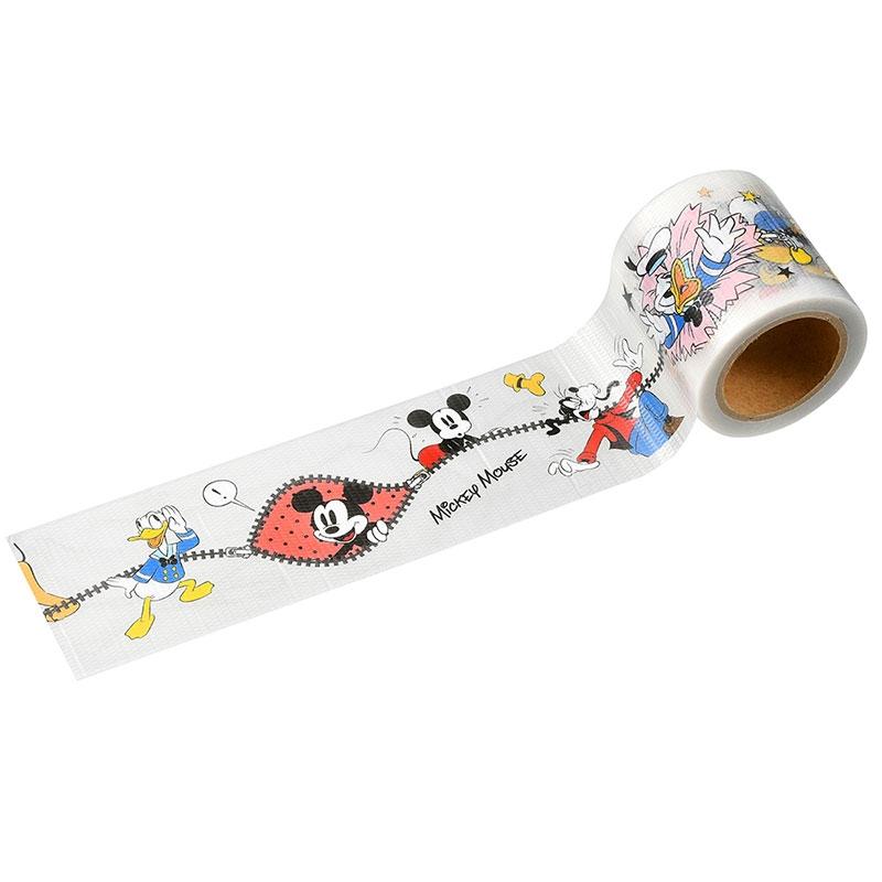 ミッキー&フレンズ 養生テープ トロンプ・ルイユ