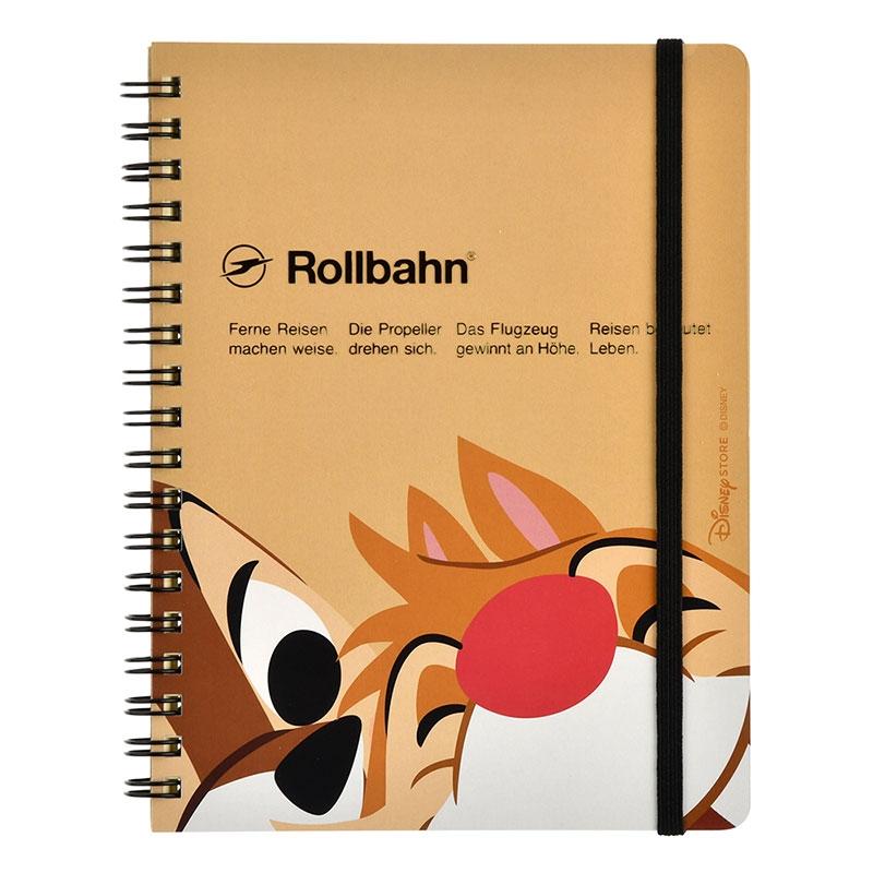 【デルフォニックス】チップ&デール Rollbahn ポケット付メモ Close-up