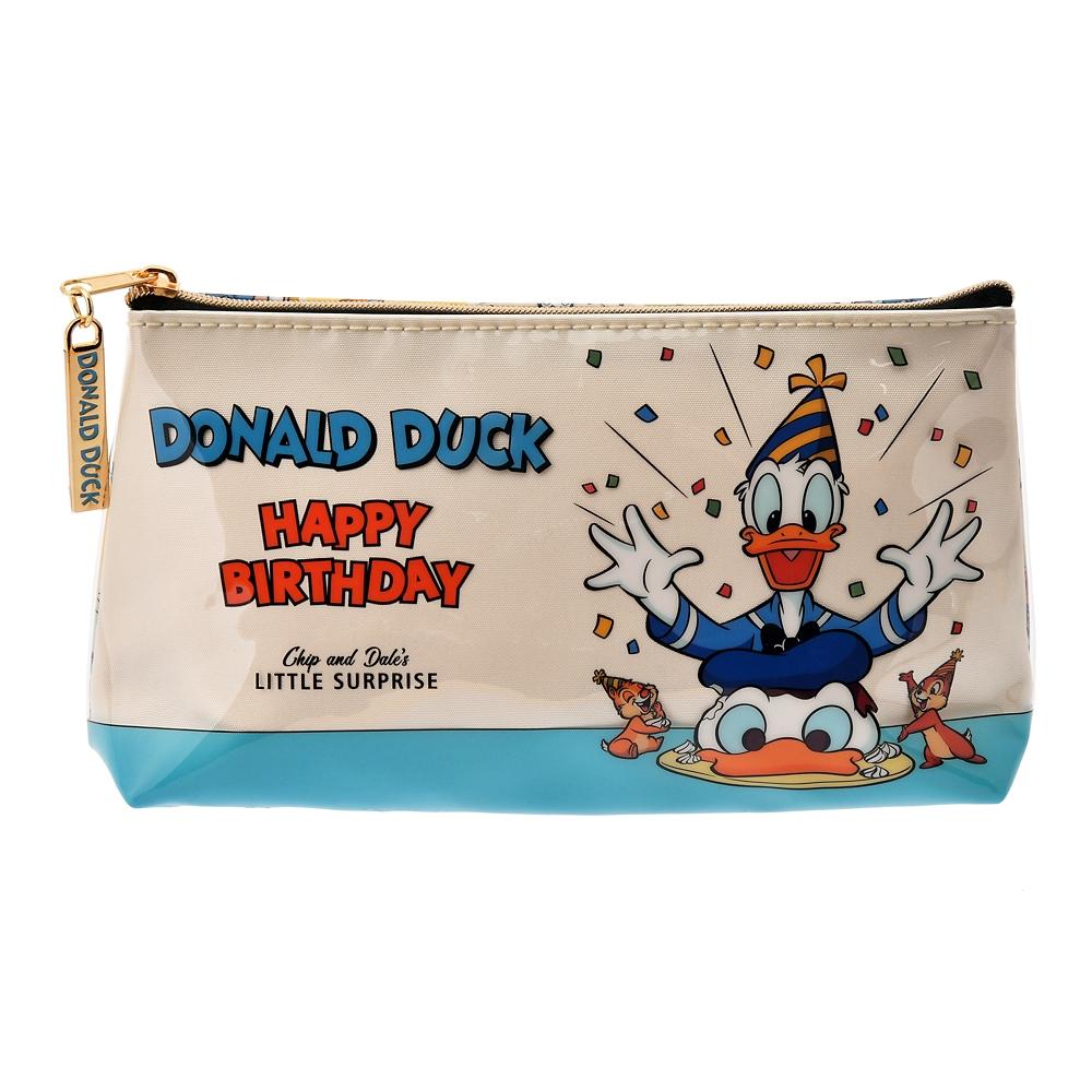 ドナルド、チップ&デール 筆箱・ペンケース バースデー