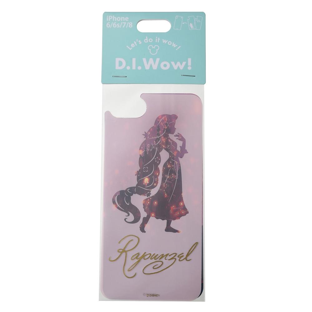 ラプンツェル 着せ替えシート iPhone 6/6s/7/8用 D.I.Wow!