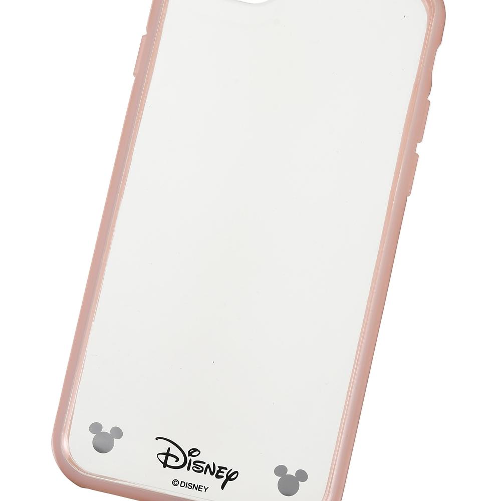 ミッキー iPhone 6/6s/7/8用スマホケース・カバー ソフトピンク D.I.Wow!