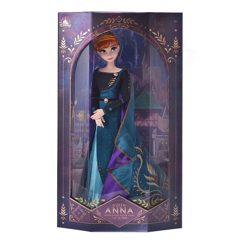 アナ ドール クイーンルック アナと雪の女王2