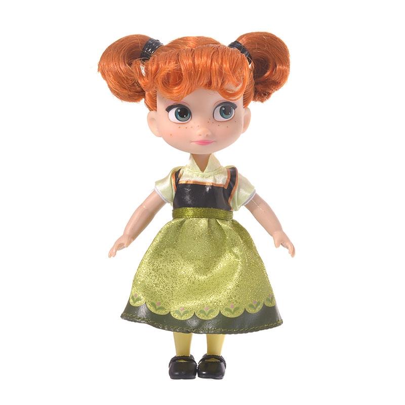ディズニー アニメーターズ コレクションドール ミニプレイセット アナ ベッドセット