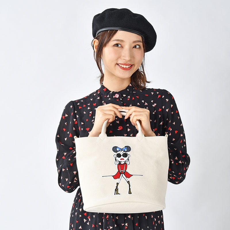 【アウトレット】トートバッグ 2WAY Disney Artist Collection by Daichi Miura Fantasia