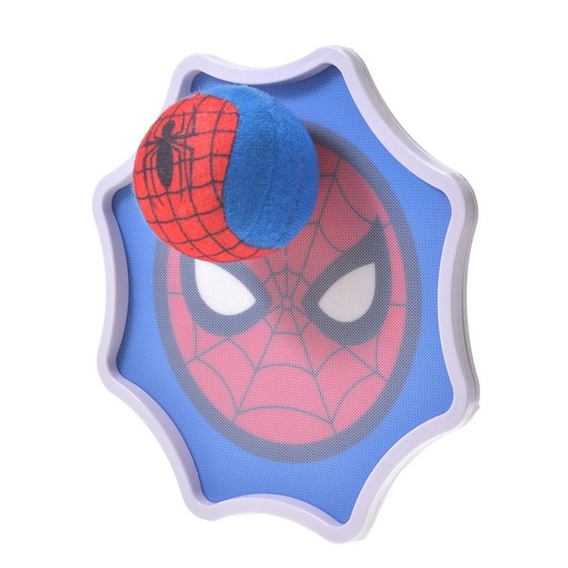 マーベル スパイダーマン おもちゃ キャッチボールセット