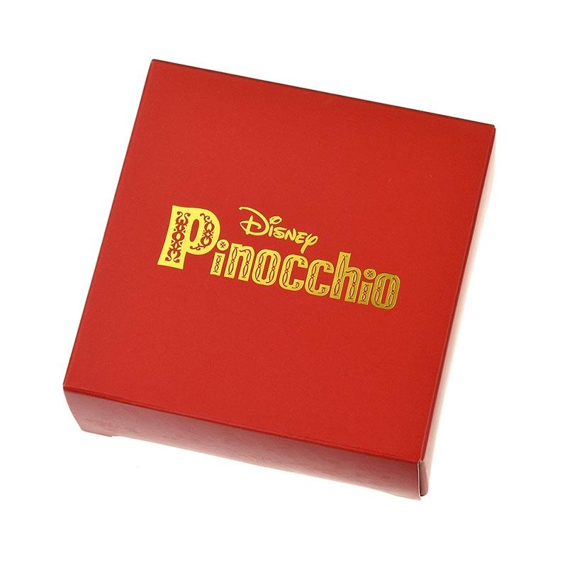ピノキオ&ジミニー・クリケット コインケース Pinocchio 80th