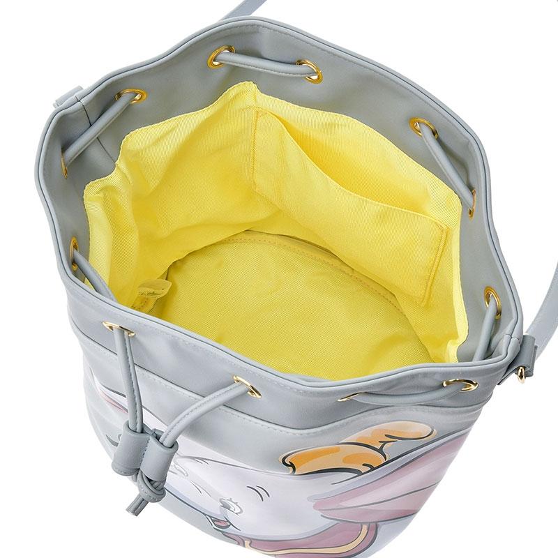 ダンボ ショルダーバッグ 巾着 Shoulder&Body Bag