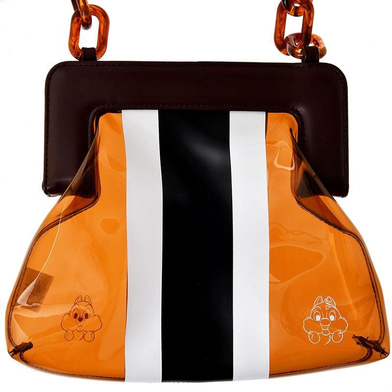 チップ&デール ショルダーバッグ PVC Shoulder&Body Bag