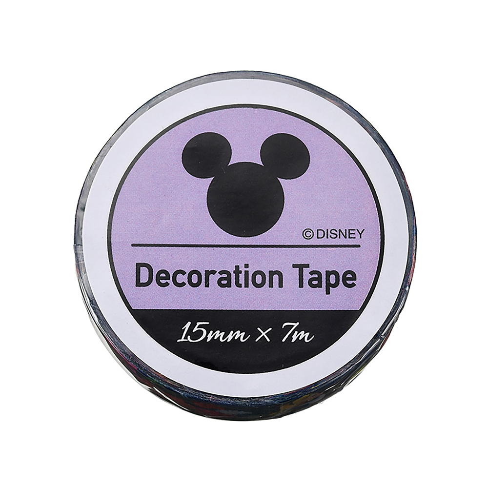 アリス デコレーションテープ フラワークラシック