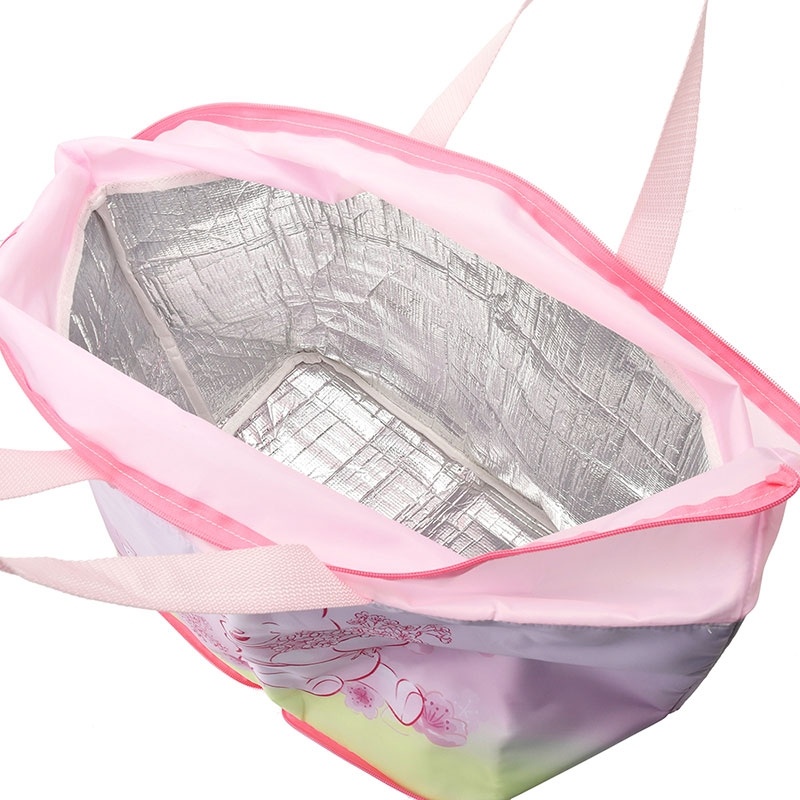 プーさん&ピグレット ショッピングバッグ・エコバッグ カゴ用保冷バッグ Sakura 2020