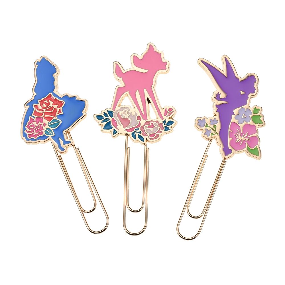 アリス、バンビ、ティンカー・ベル クリップ Flower Classic