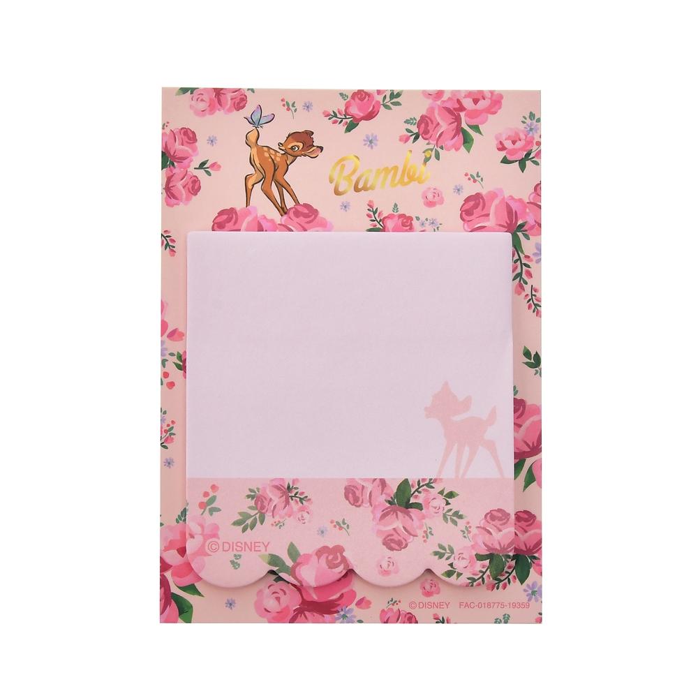 バンビ 付箋・メモ帳 Flower Classic