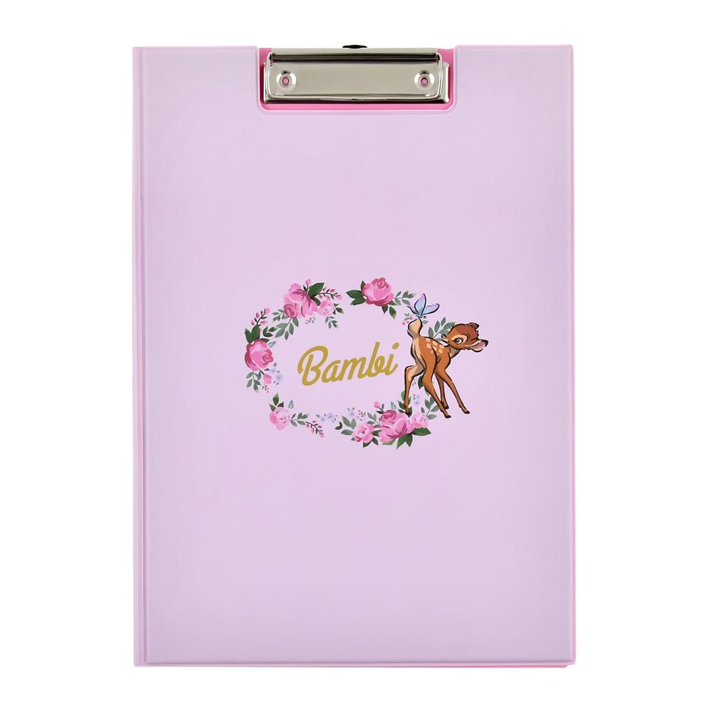 バンビ&フラワー クリップファイル Flower Classic