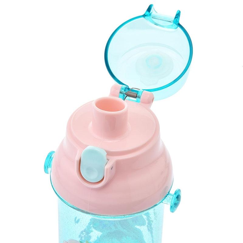 アリエル&フランダー 水筒・ウォーターボトル ストラップ付き フラワー ソフトカラー
