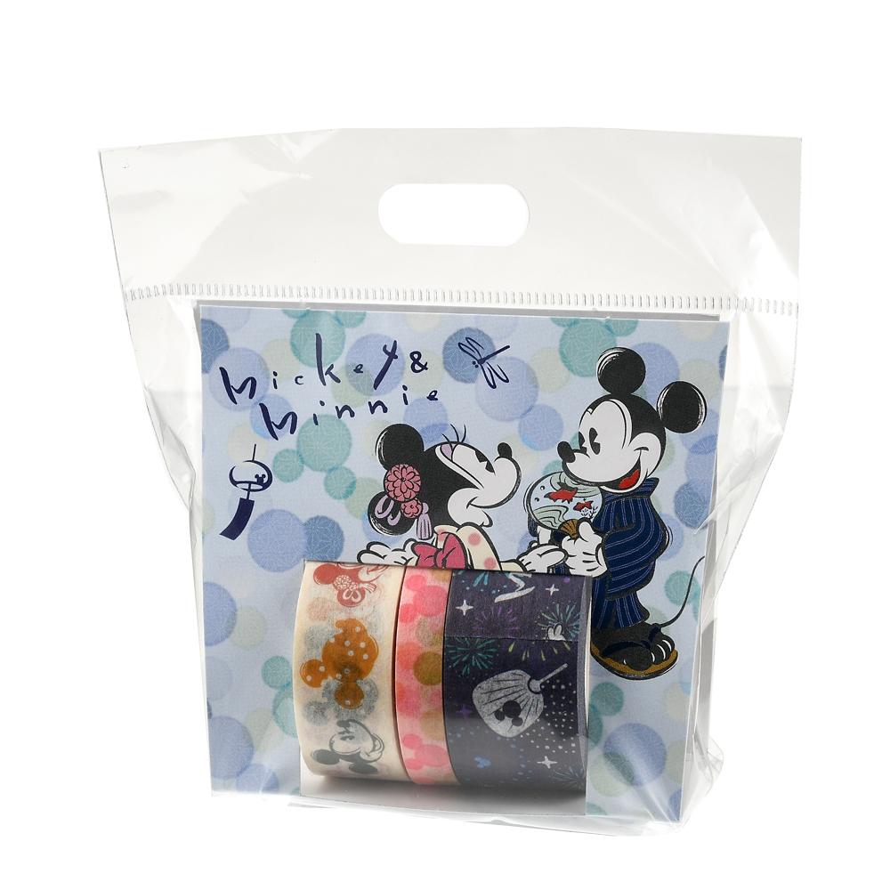 ミッキー&ミニー デコレーションテープ 花火 Japan Culture