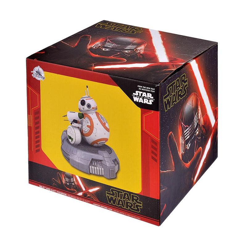 スター・ウォーズ BB-8&D-0 フィギュア スター・ウォーズ/スカイウォーカーの夜明け