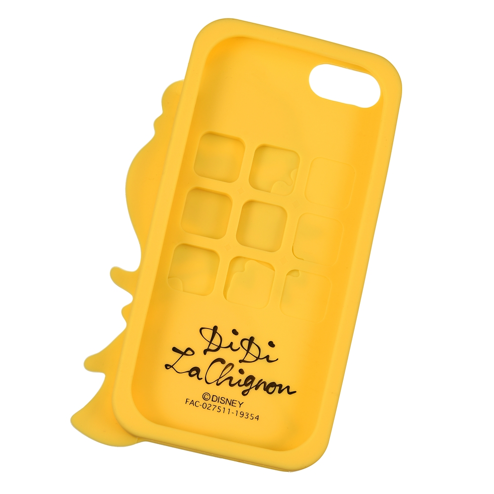 iPhone 6/6s/7/8用スマホケース・カバー イエロー Daichi Miura Princess