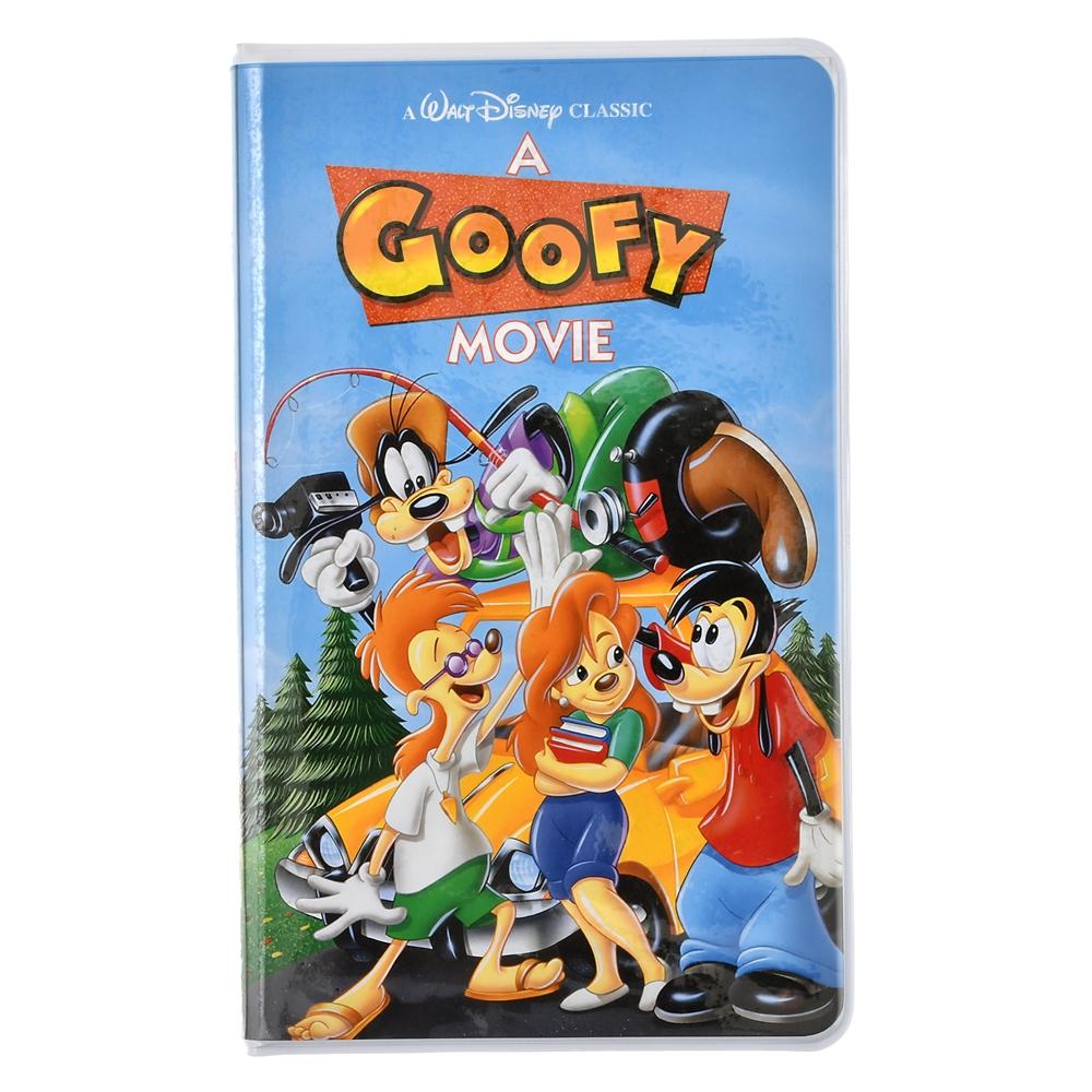 グーフィー・ムービー/ホリデーは最高!! ノート VHS We love Goofy 2020