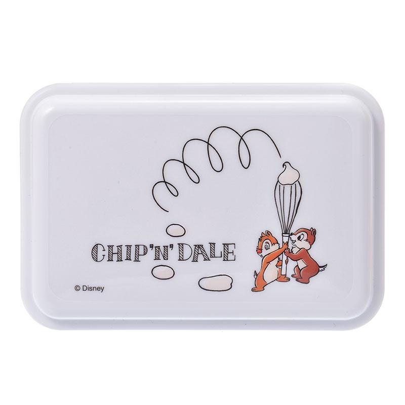 チップ&デール お弁当箱 シールタイプ Cook&Eat