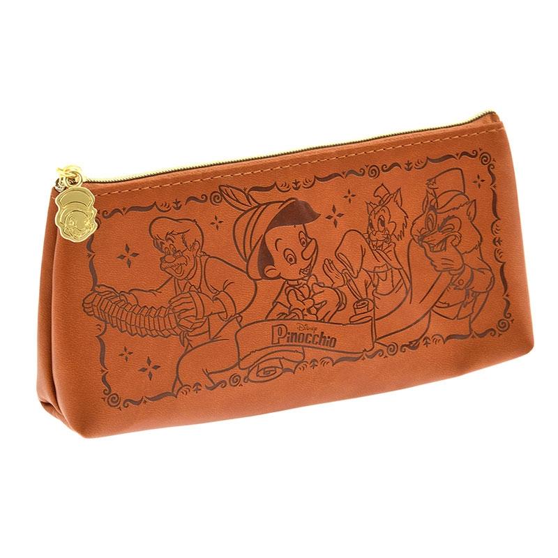【アウトレット】ピノキオ 筆箱・ペンケース Pinocchio 80th
