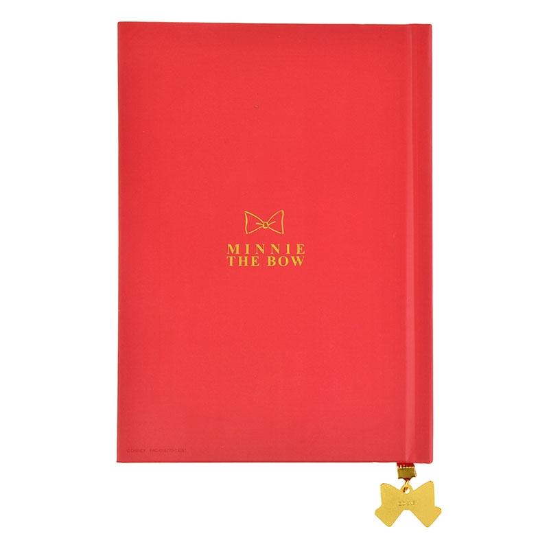 ミニー ノート レッド Minnie Day 2020