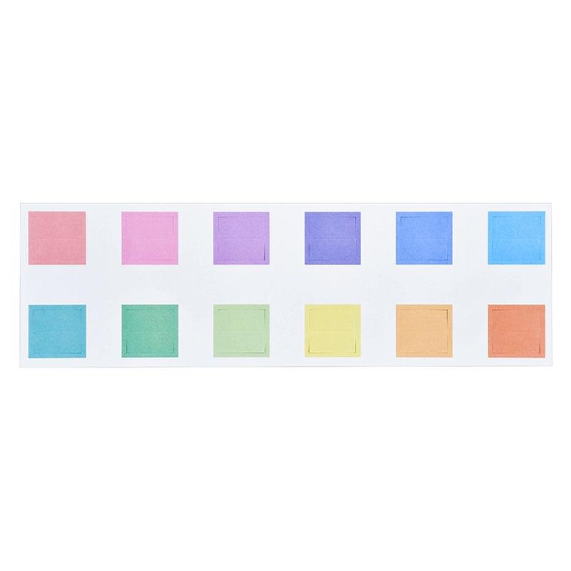ミニー フォルダー 13ポケット インデックス付き Colors