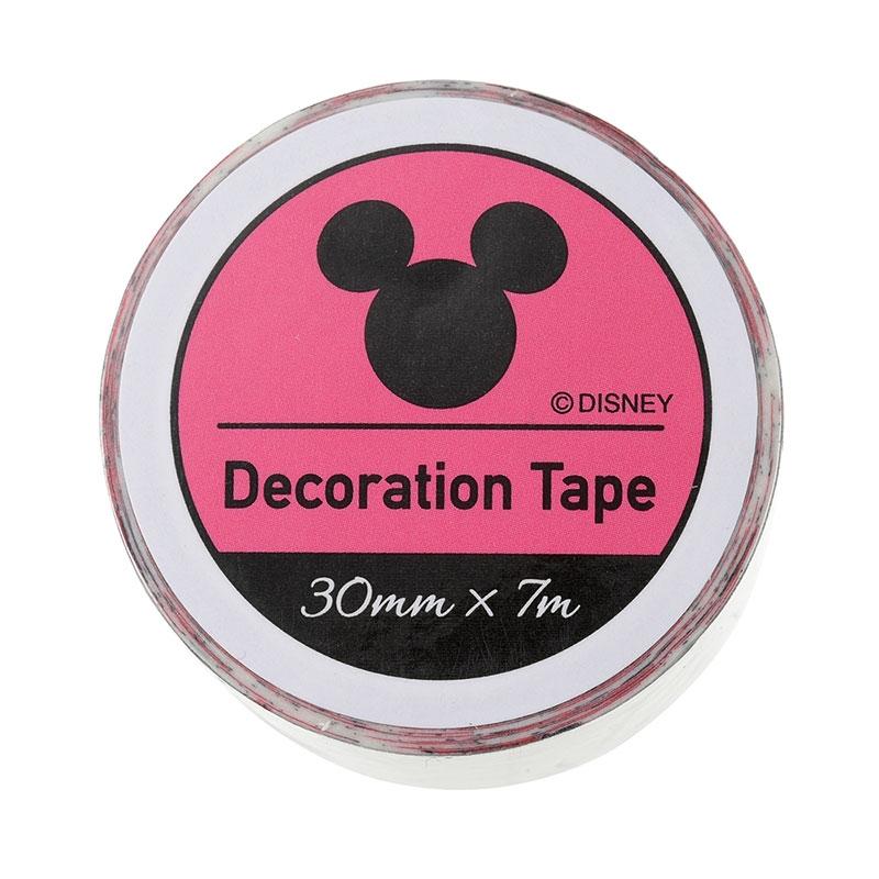 ミニー デコレーションテープ レッドボウ
