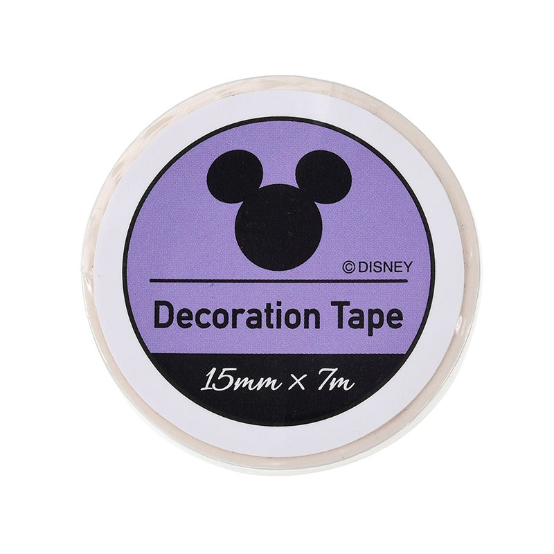 ミニー デコレーションテープ カラーズ