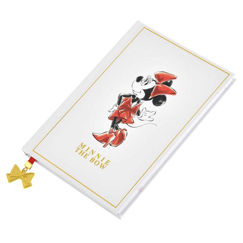 ミニー ノート ホワイト Minnie Day 2020