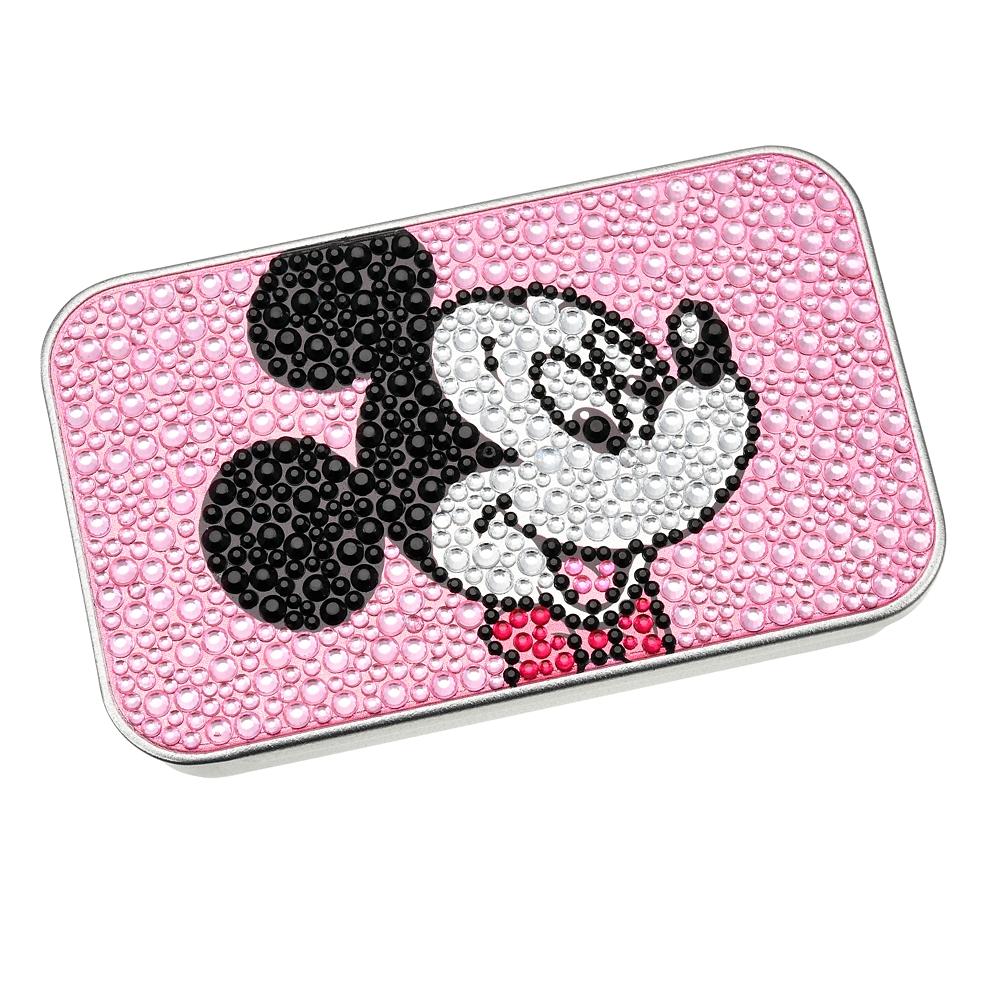 ミッキー タブレット いちご味 ケース付き Poppin Pink