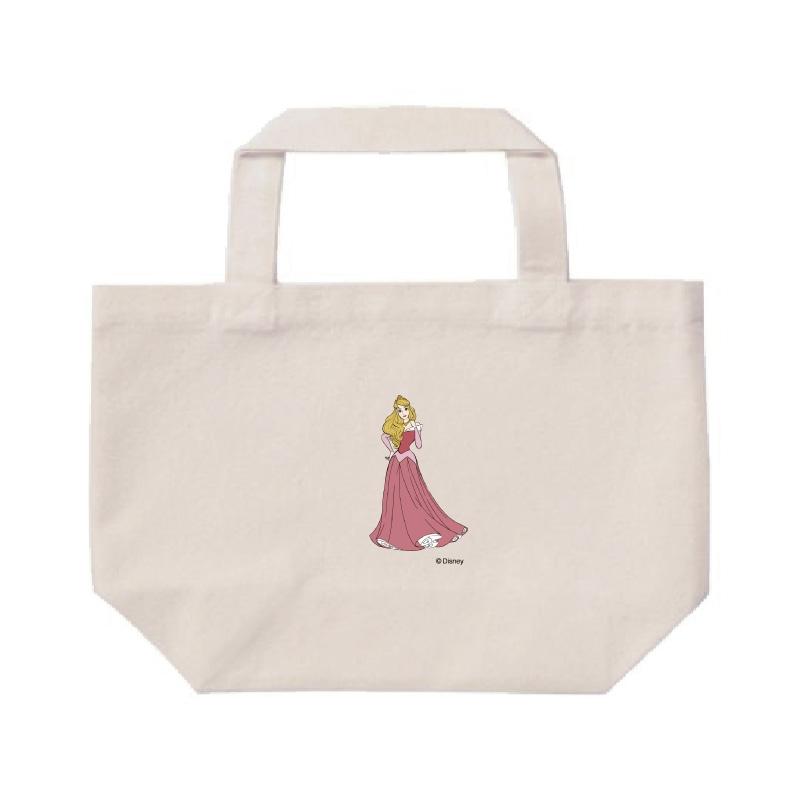 【D-Made】ミニトートバッグ  眠れる森の美女 オーロラ
