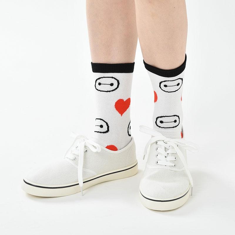 ベイマックス 靴下 フェイス