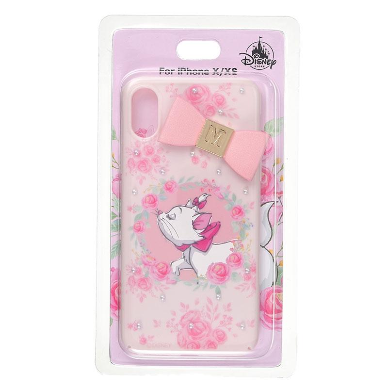 マリー おしゃれキャット iPhone X/XS用スマホケース・カバー Cat Day 2020