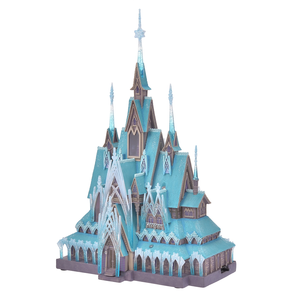 アナと雪の女王 フィギュア Disney Castle Collection