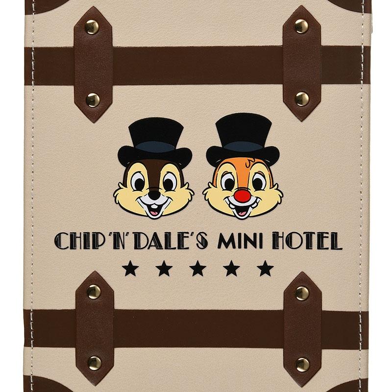 チップ&デール ミラー・鏡 折りたたみ式 Chip&Dale Mini Hotel