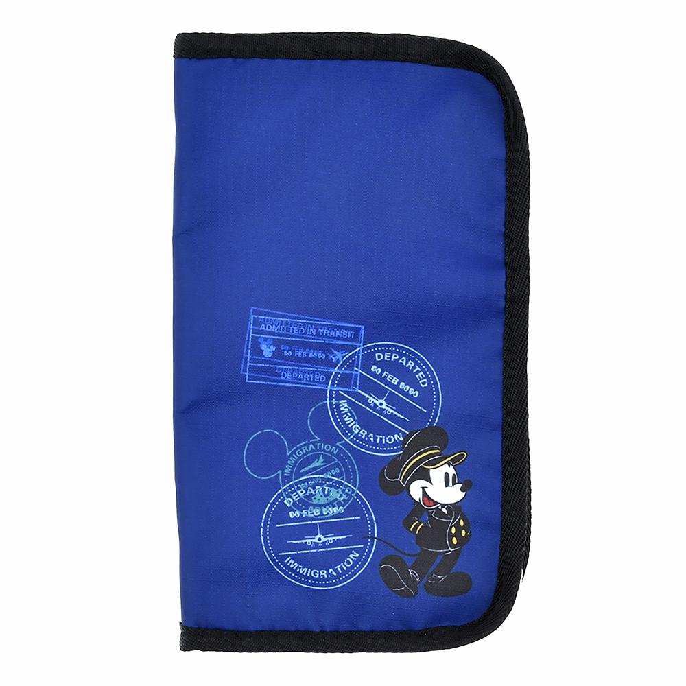 ミッキー マルチケース Travel with Mickey