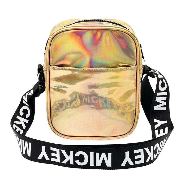 ミッキー ショルダーバッグ ゴールド Shoulder&Body Bag