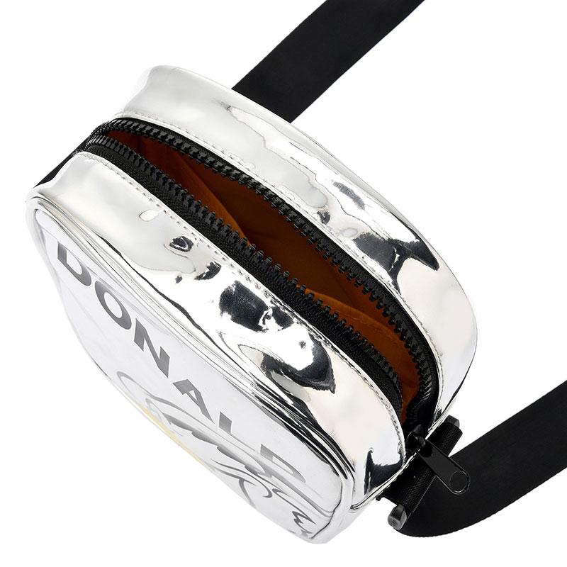 ドナルド ショルダーバッグ シルバー Shoulder&Body Bag