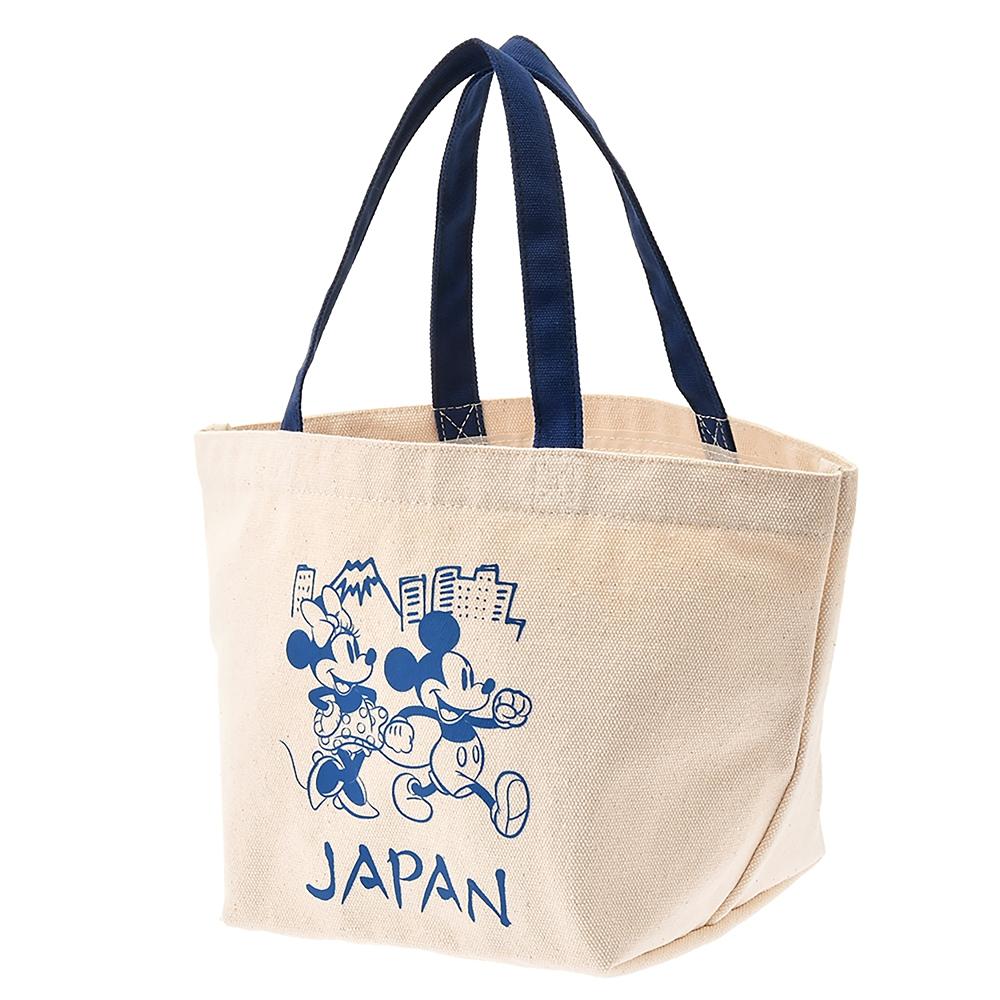 ミッキー&ミニー トートバッグ(S) JAPAN