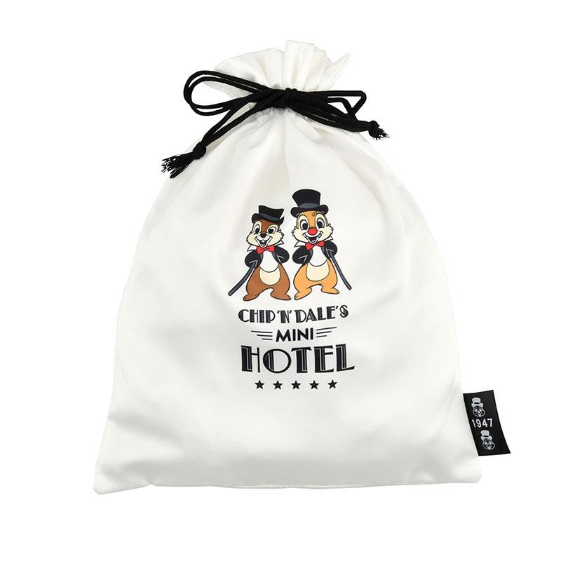 チップ&デール 巾着 セット Chip&Dale Mini Hotel