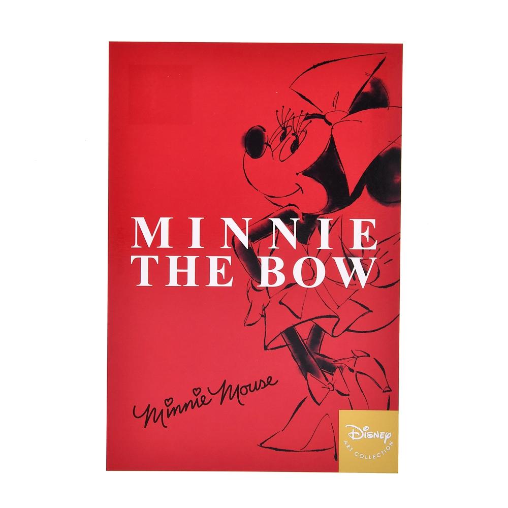 ミニー ポストカード Minnie the Bow
