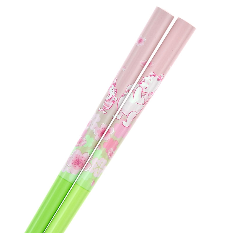 プーさん&ピグレット お箸 Sakura 2020